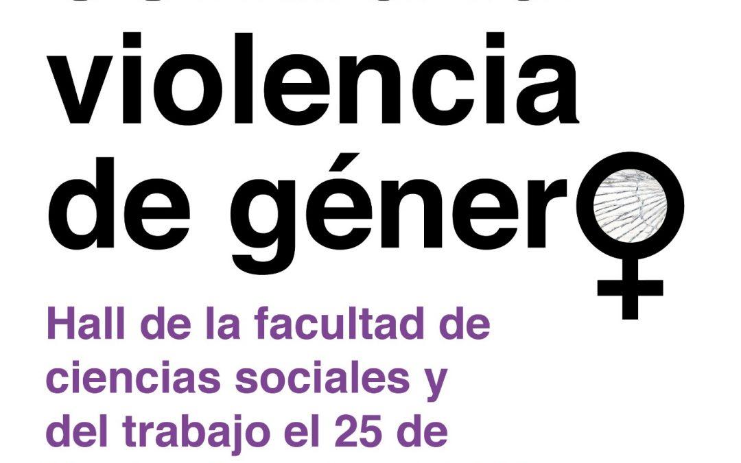 POESÍA CONTRA LA VIOLENCIA MACHISTA